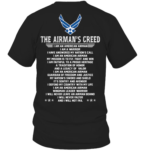 The airmans creed thecheapjerseys Images