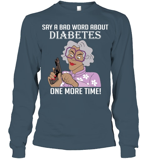 Dont Say A Bad Word About Diabetes