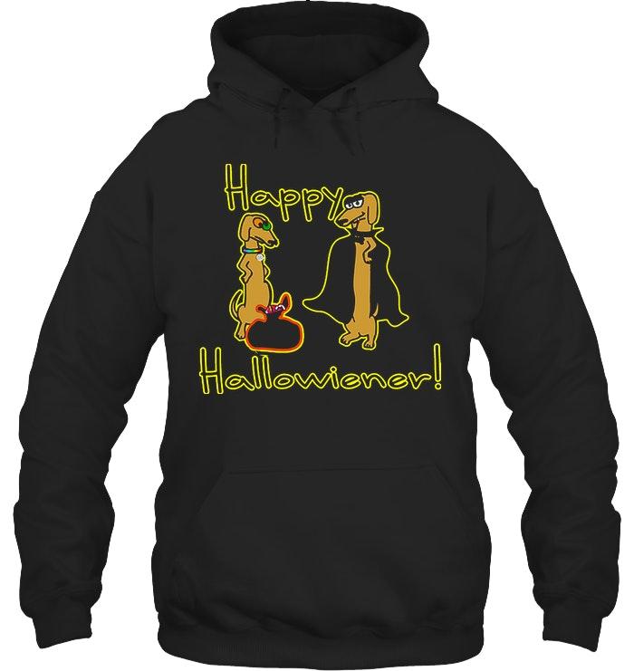 Dachshund Lover Halloween Shirt