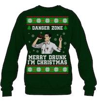 merry drunk im christmas xmas sweater - Merry Drunk Im Christmas