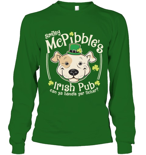 82a8e8737 Hurry Up - Pitbull St. Patricks Day Shirt