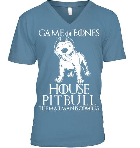 Game Of Bones Pitbull