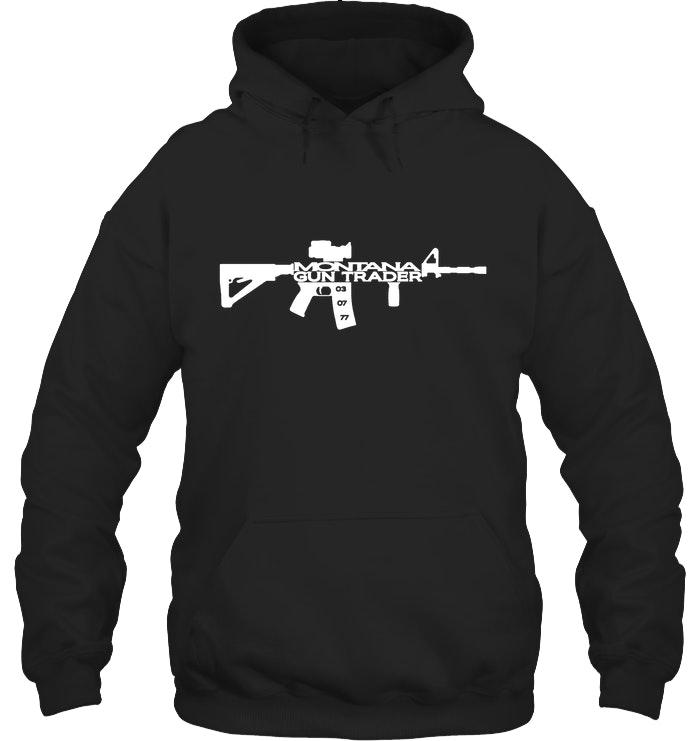 Montana Gun Trader T Shirt