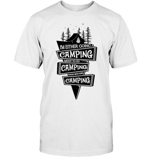 82d47d0e Camping - Custom Tee 247   High Quality Custom T-Shirt, Canvas, Mug