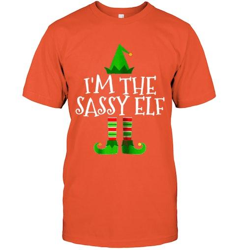 27f96e8d I'm The Sassy Elf
