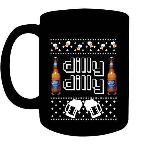 Bud Light Beer Dilly Dilly Xmas Merch