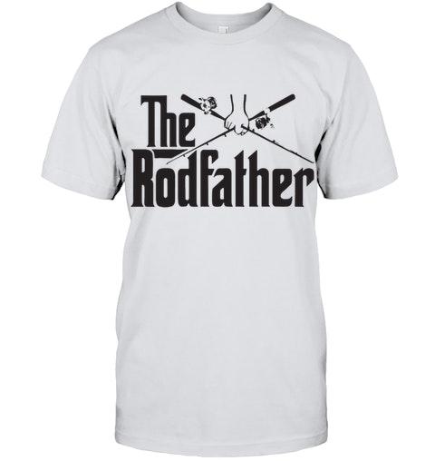 23b5671b7 The Rodfather Fish Fishing Funny Movie Men Women F
