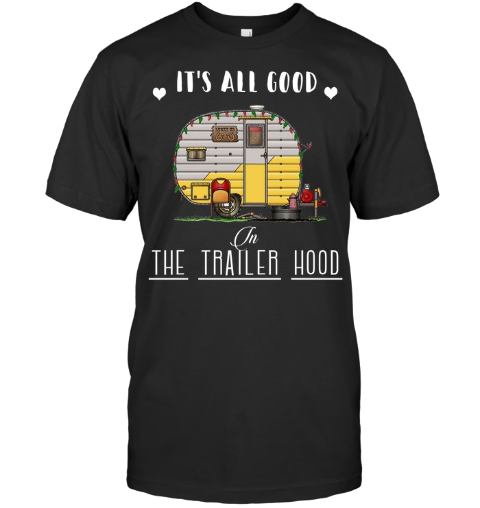 Camping All Good Custom Designed T Shirt and eCommerce Shops Special Item (5)