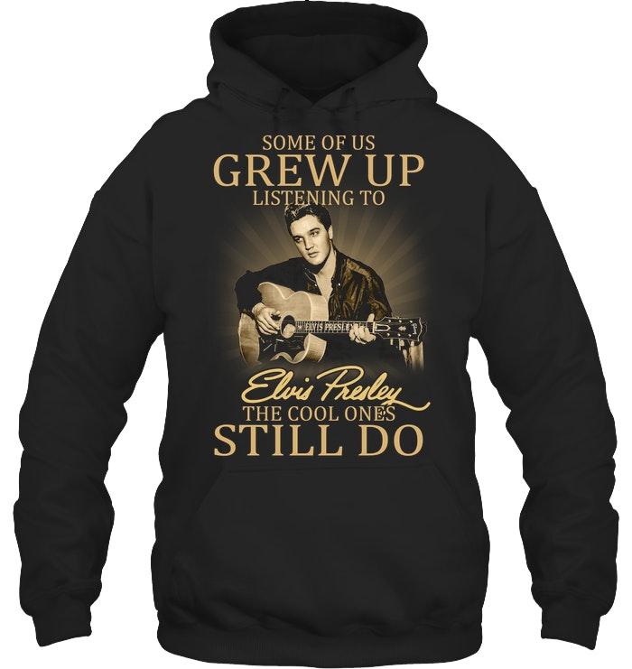 Elvis Presley Still Do – Gift for Fans-Black T Shirt Size S-5XL